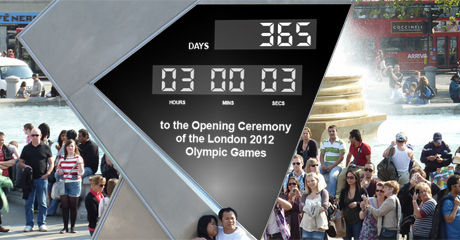 One year to go London 2012 Olympic Games