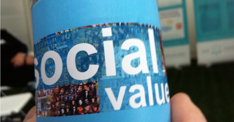 Social Value - picture taken by Eoscommunicatie's Photostream