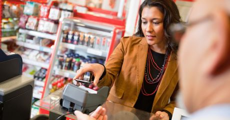 Atos - Mobile payment encouraged by new mobile shopping experiences