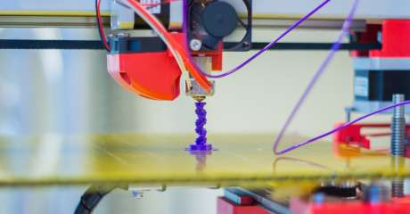 Atos - What John Huston, William Shakespeare and 3D printing have in common?
