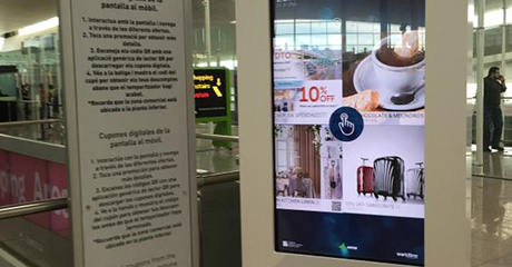 Atos ascent -Smart Signage body: The future of retail?