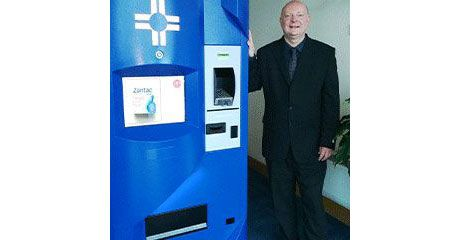 Atos pharmacy kiosk shown by David Green