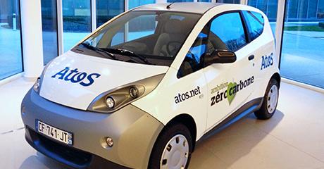 Zero Carbon Car front