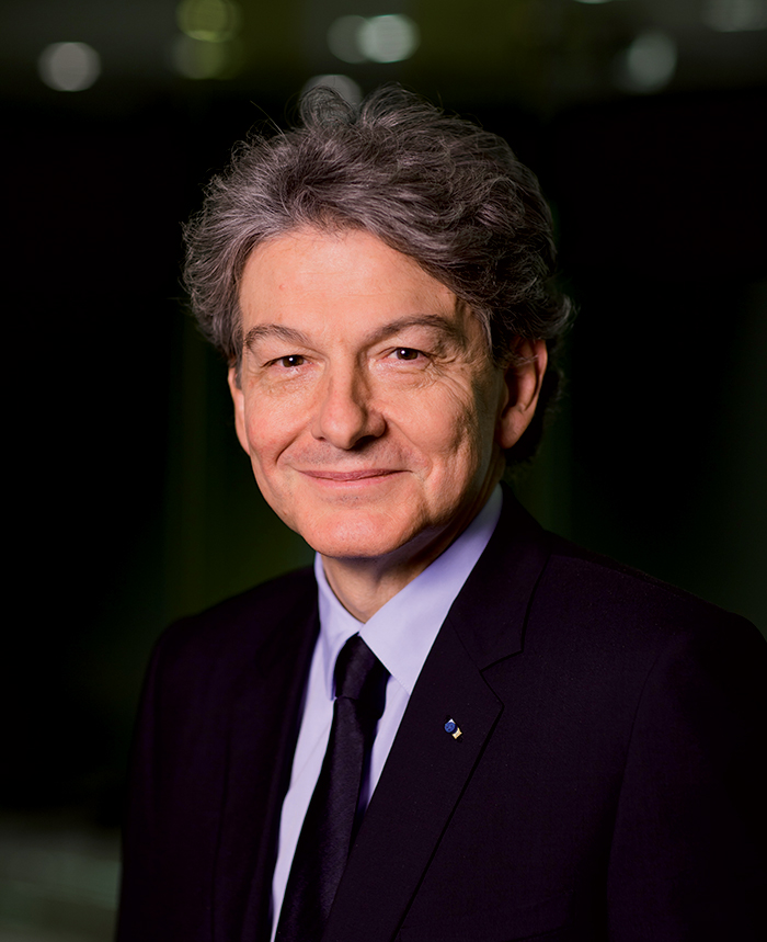Thierry Breton, Chairman and Chief Executive Officer, Atos