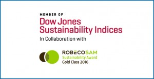 Atos member of the Dow Jones Sustainability Indices