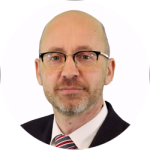 Peter Pluim. Head of Infrastructure & Data Management (which includes BPO)