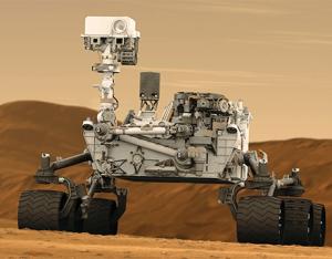 Atos - Curiosity-Rover