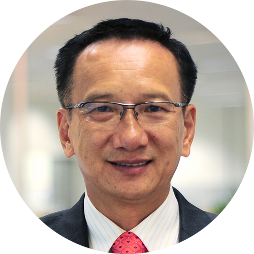 Herbert Leung, Head of Asia-Pacific