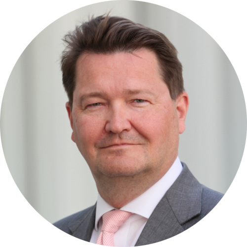 Kari Kupila, Head of Siemens Account