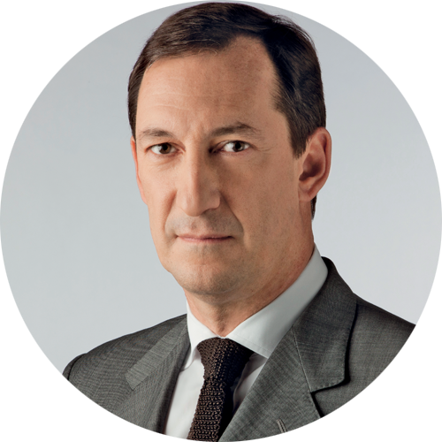 Nicolas Bazire, General Manager of Groupe Arnault SAS