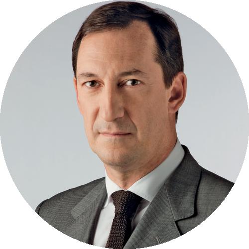 Nicolas Bazire, General Manager of Groupe Arnault SAS