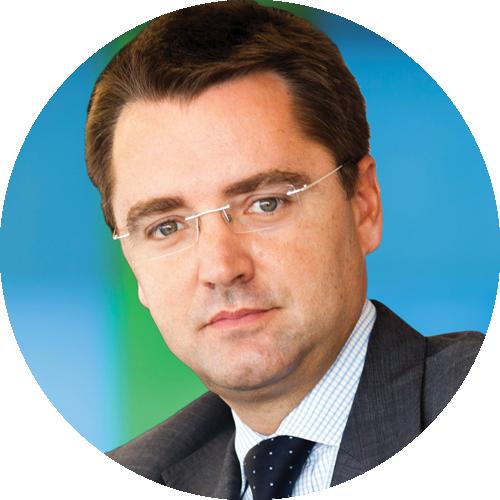 Olivier Cunny, General Secretary