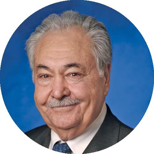 Pasquale Pistorio, Chairman of the Pistorio foundation