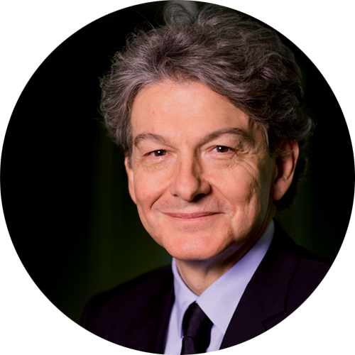 Thierry Breton, Atos Chairman & Chief Executive Officer, Worldline Chairman