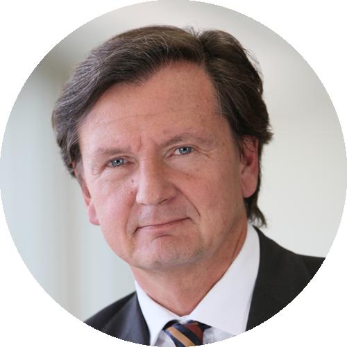 Winfried Holz, Head of Germany