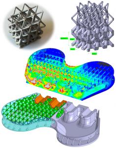 Atos et Materialise créent un composant révolutionnaire pour structures spatiales en impression 3D métallique