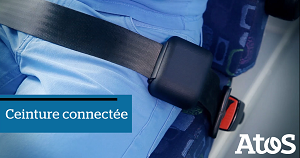 Atos ceinture connectee