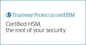 Atos Trustway Proteccio NetHSM