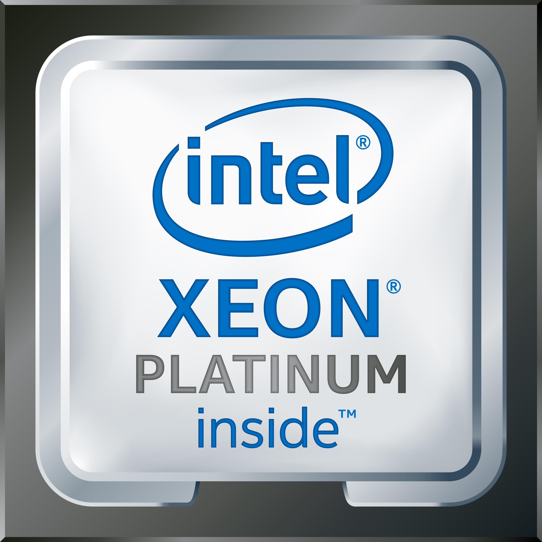 Intel Xenon Platinium Inside