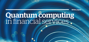 Quantum computing in financial services