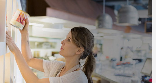 Digital smart stores