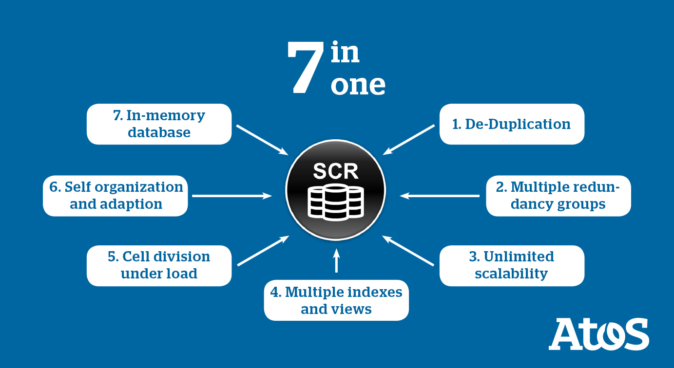 7 in 1 - Standard Common Repository features