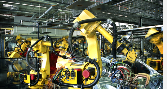 Predictive manufacturing IoT