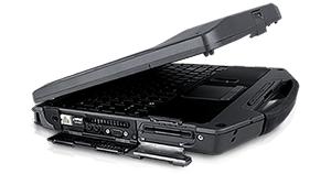 Atos cyber security Elexo PC durci Durabook R13S
