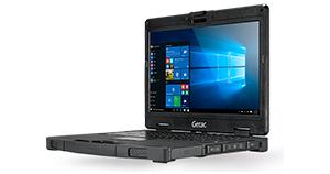 Atos cyber security Elexo PC durci GETAC S410
