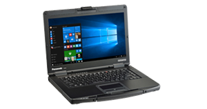Atos cyber security Elexo PC durci Panasonic CF-54