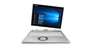 Atos Cybersecurity PC durci Panasonic CF XZ6 Elexo