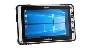Atos Cybersecurity tablette durcie Handheld ALGIZ 8X Elexo