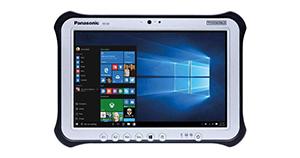 Atos Cybersecurity tablette durcie Panasonic FZ-G1 Elexo