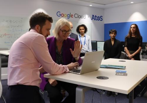 Laboratoř umělé inteligence umožní společnosti Atos obohatit její řešení pro analýzu ...