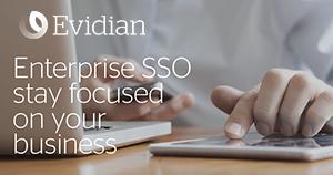 Atos cybersecurity Evidian E-SSO