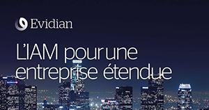 Atos cybersecurity Evidian WP IAM entreprise etendue