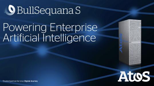 BullSequana S - Le pouvoir de l'Intelligence Artificiel