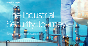 Atos cybersecurity Industrial security journey