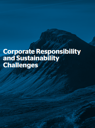 Corporate Responsibility and Sustainability Challenges