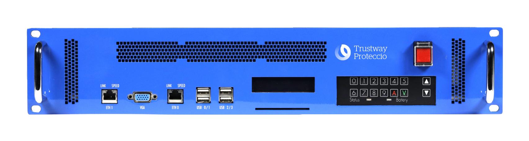 Atos cybersecurityTrustway Proteccio NetHSM