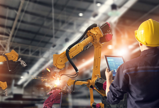 RPA in manufacturing
