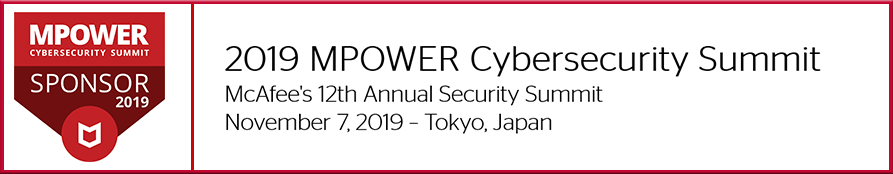 Atos MPower cybersecurity Summit Japan
