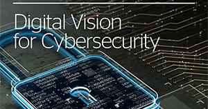 Atos cybersecurity Digital Vision brochure