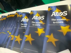 Atos cybersecurity GDPR