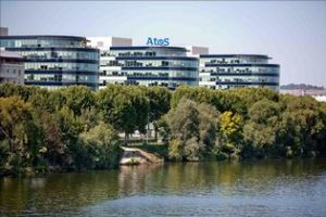 Atos completes the sale of a 13.1% stake in Worldline