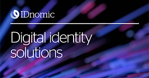 Atos cybersecurity IDnomic Digital identity solutions