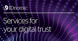 Atos cybersecurity IDnomic Services brochure
