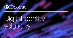 Atos cybersecurity IDnomic solutions brochure