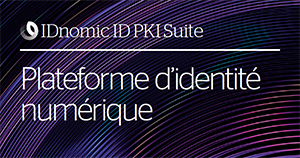 Atos cybersecurity IDnomic ID PKI suite
