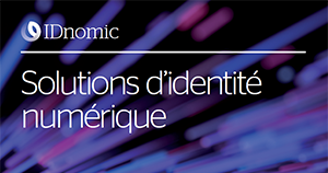 Atos cybersecurity IDnomic solutions brochure fr